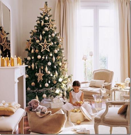 8 idee per decorare l 39 albero di natale paperblog - Decorazioni per interni case ...