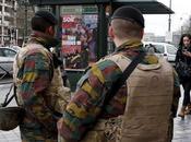 Allerta terrorismo, succede Bruxelles