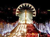 Natale 2015: Champs Elysées accendono magia!