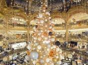 Gallerie Lafayette: albero Natale cosmico
