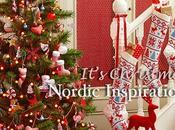 Inspiration Board Natale Nordico: addobbi natalizi idee feste 2015