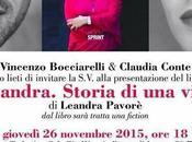 Grande attesa Roma presentazione libro Leandra Pavorè