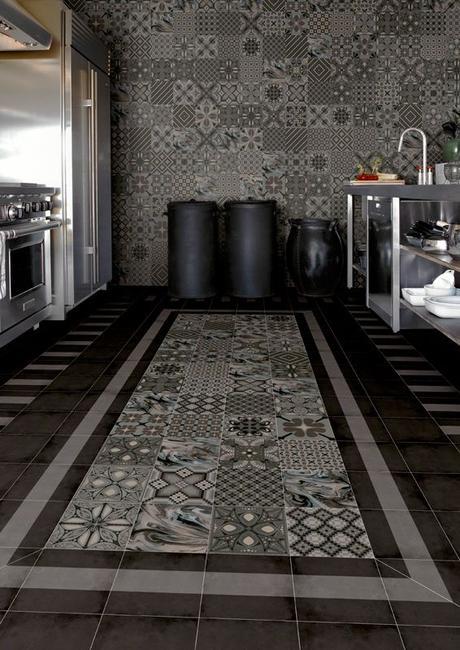 Rinnovare il pavimento di casa ecco le cementine paperblog - Rinnovare pavimento ...