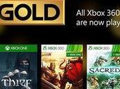 Ecco Games with Gold dicembre 2015: titoli questa volta Thief, Helsing, Sacred altro Notizia Xbox
