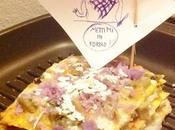 Lasagne patate viola melanzane