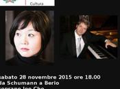 Schumann Berio: concerto Milano soprano pianista Marino Nahon presentati Luigi Pestalozza