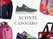 Super sconti: Nike offre sconto lettori Lifestyle Notes