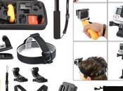 Luxebell® 8-in-1 accessori GoPro