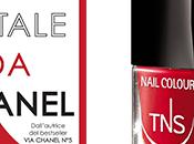 """Rosso Dania! Nuovo smalto Cosmetics libro Natale Chanel"""""""