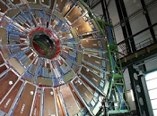 Dimensioni extra materia oscura Large Hadron Collider