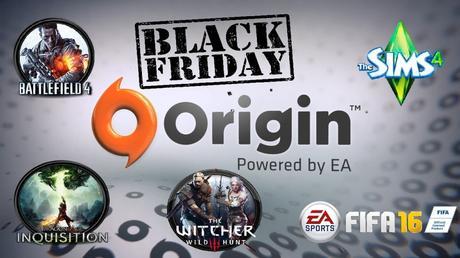 Black friday origin 2015 sconti fino al 75 su giochi per for Black friday televisori