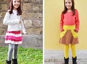 Skip Skirt: cartamodello gonna bambina