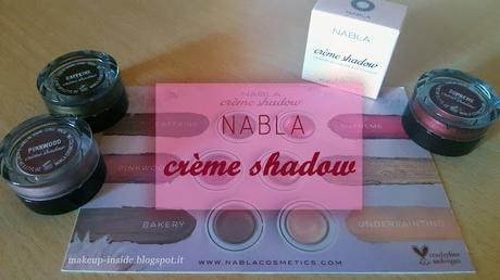 Nabla Cosmetics Crème Shadow | Review & Swatches