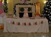 Allestimento Compleanno Minnie Rosa