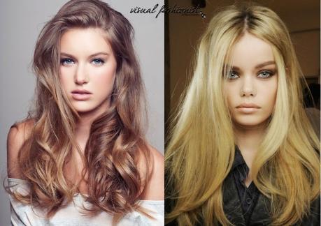 Idee taglio e colore capelli