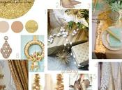 moodboard wednesday Christmas edition Gold Sparkle