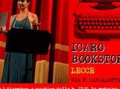 """Dicembre 2015 Lecce """"Scritti vetrina"""", Elisabetta Liguori Icaro Bookstore"""