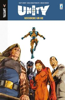 Valiant Comics: gli albi Star Comics