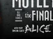 LIVE REPORT:. Motley Crue Alice Cooper Final Tour Milano Forum Assago