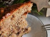 Torta mele noci senza misure, burro glutenfree