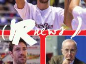 line numero R-NEWS, rivista settimanale approfondimento sulla GRISSIN REGGIO EMILIA.