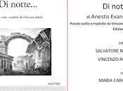 "Palermo dicembre, presenta silloge notte..."" Anestis Evanghelu (Ed. Zisa)"