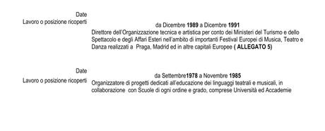 Claudio Orazi : il curriculum