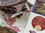 Cioccolato fondente sesamo tostato sale Maldon cioccolato firmato Leone