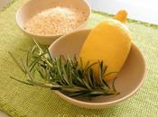 Risotto limone porri rosmarino