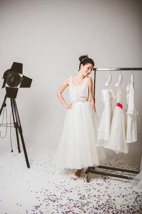 La collezione 2016 di Nadia Manzato Wedding Couture