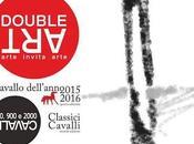 L'artista Mario Marasà partecipa alla quarta edizione Cavallo dell'Anno» intitolata «Double Art»