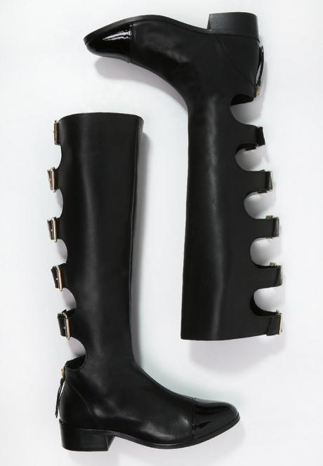 Stivali con fibbie Zalando