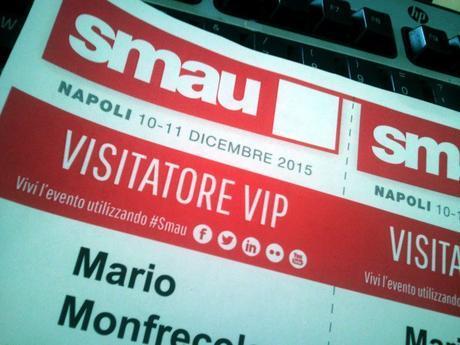 SMAU Napoli, ci sarò (perché faCCebook non è facebook!)