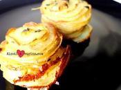 Patate tartufate, millefoglie gustosa