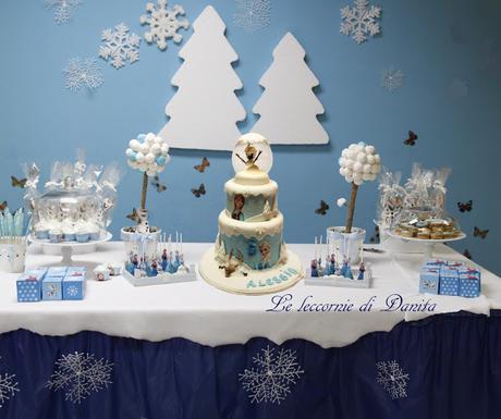 Compleanno Frozen: gli 8 anni della mia piccola principessa di ...
