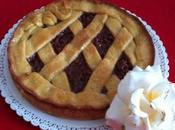 Crostata Grenoble noci