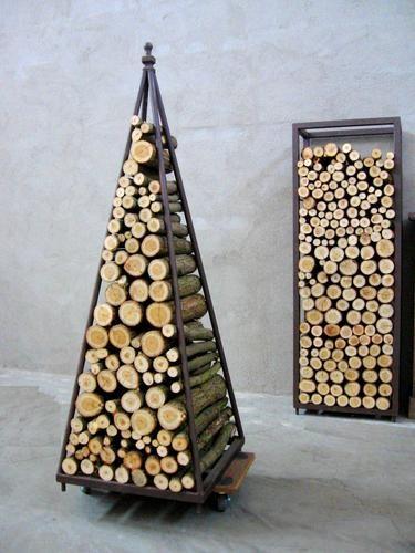 Soluzioni per camini co paperblog for Porta legna da esterno