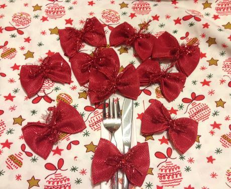 Decorazioni natalizie per la tavola paperblog - Decorazioni natalizie tavola ...