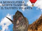 """Intervista Pietro Bonis Fernanda Raineri, autrice libro """"""""La Mongolfiera, Monte Tambura tappeto volante""""."""