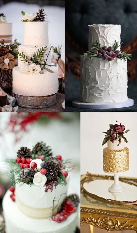 Wedding cake: i migliori trend 2015