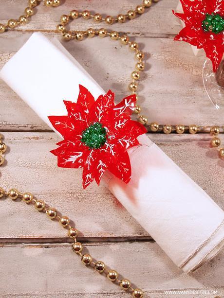 [NATALE FAI DA TE] Tutorial 5 Segnaposti con Stella di Natale - progetto #22