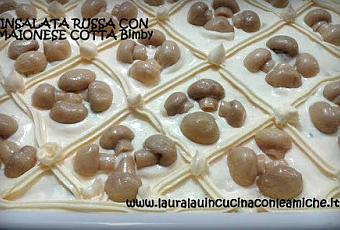 Insalata russa con maionese cotta bimby laura lau - Porta i tuoi amici in wind quanto dura ...