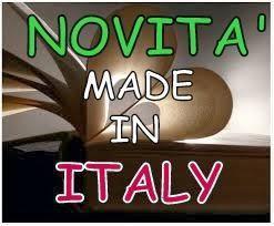 NOVITA' MADE IN ITALY: TUTTE LE SEGNALAZIONI DELLA SETTIMANA!