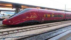 E' stato presentato oggi il nuovo treno di Italo. Photo Credit: Peter Glyn/ Foter.com/ CC BY