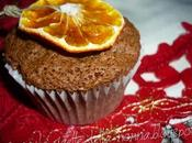 Muffin cioccolato profumo d'arancia senza glutine