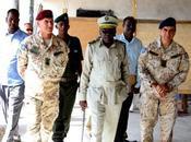 Somalia/ Mogadiscio. Contingente italiano completa corsi presso prigione centrale