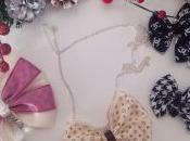 Natale Fiocchi Ribbon bijoux handmade