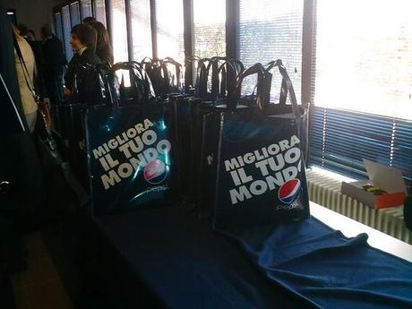 Pepsi event: Refresh your world!