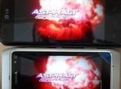 Display confronto: Nokia Optimus Dual