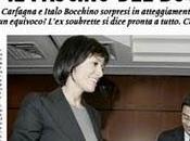 Italo Bocchino ammette aver tradito moglie Carfagna!